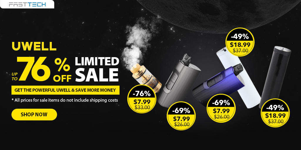 Uwell Brand Limited Stock Sale | UP TO 76% OFF