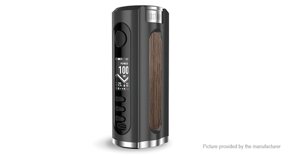fasttech.com - 36% off for Lost Vape Grus 100W Box Mod!