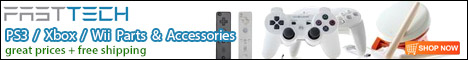 FastTech - thousands of gadgets and accessories for PS3, Xbox, and Wii at great prices.