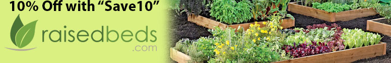 Click Here to Support The Garden Oracle with Your Purchases and get 10% OFF with Code SAVE10 at RaisedBeds.com - The Best Site for Raised Garden Beds!