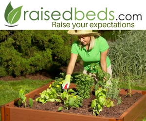 Composite Raised Beds