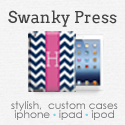 Custom iPhone & iPad Cases from Swanky Press
