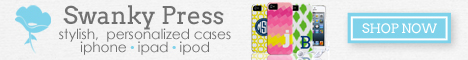 Give your iPhone case some style at Swanky Press