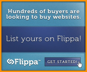 Sell Your Websie on Flippa.com