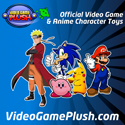 Video Game & Animal Character Toys