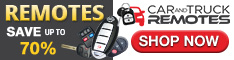 Save up to 70% on replacment remotes, keys and keyless entry at CarandTruckRemotes.com