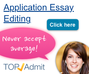 application essay editing