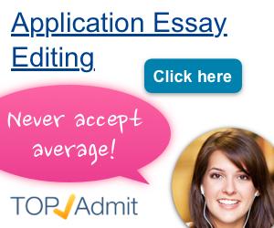 application essay editing