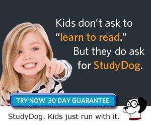 Try StudyDog Today