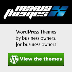 nexus themes wordpress