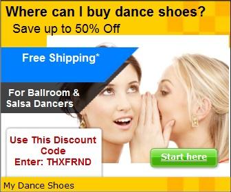 ballroom dance shoes and salsa shoes
