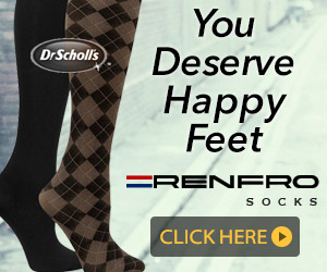 You Derserve Happy Feet - Shop Dr.Scholls