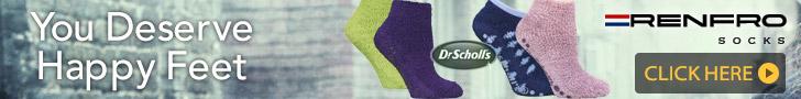 You Derserve Happy Feet - Shop Dr.Scholls