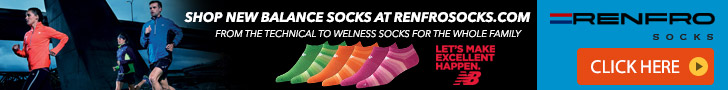 Shop New Balance Socks at Renfro