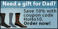 10% off Dr.Scholls Socks Coupon Code HOHO10
