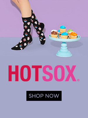 Sweet Novelty Socks For Men and Women from Hot Sox