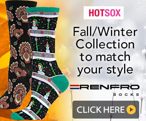 Fall and Winter Collections at Hot Sox