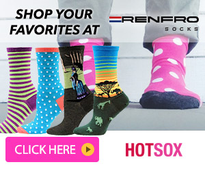 Shop your Favorites at Hot Sox