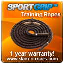 Slam-N-Ropes Banner