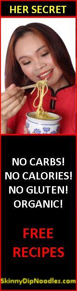 Skinny Dip 0 Carb Noodles