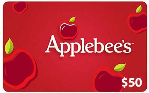 Dinner With Dad Sweepstakes - Applebees Gift Cards