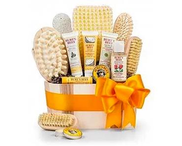 Burt's Bees Spa Gift Basket