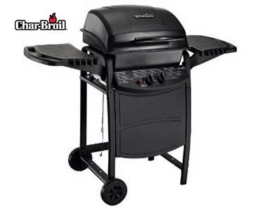 Enter For A Chance To Win A Char-Broil Classic 2-Burner Gas Grill