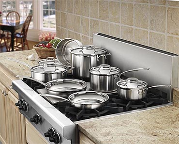 Cuisinart Cookware Set Giveaway