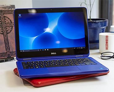 Enter The Dell Laptop Giveaway