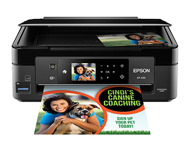 Enter For A Chance To Win A Epson Expression Wireless Color Photo Printer