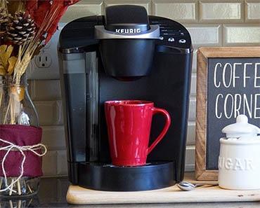 Enter The Keurig Coffee Make Giveaway
