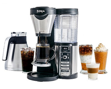 Enter To Win The Ninja Coffee Bar Brewer Giveaway.