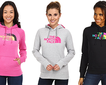 Enter For A Chance To Win A North Face Women's Half Dome Hoodie