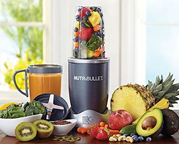 Enter The Magic Bullet Giveaway