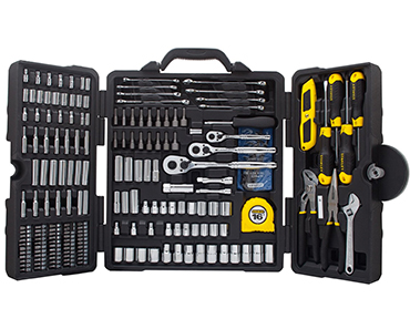 Stanley 170-Piece Homeowner's Tool Kit