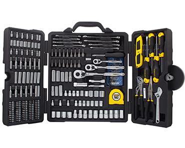 Stanley 170-Piece Homeowner's Tool Kit