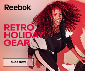 Shop Retro Holiday Gear at Reebok!