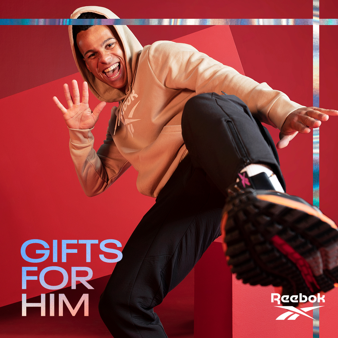 Get him the gifts that keep on giving. Joy. Now in season.