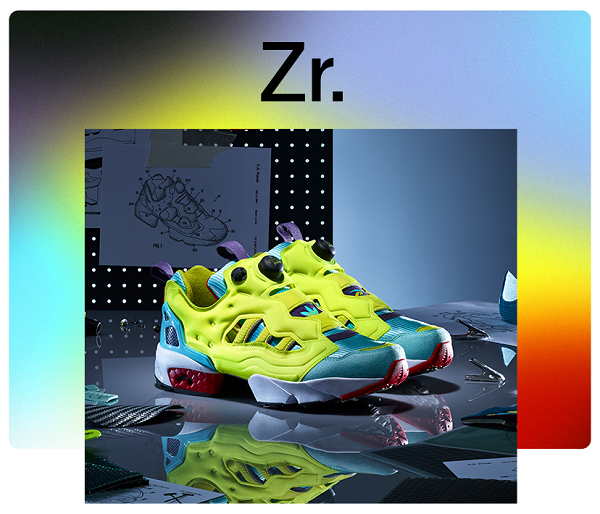 The ZX FURY: Perfect Fusion – Reebok and adidas Or