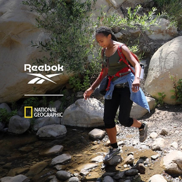 REEBOK X NATIONAL GEOGRAPHIC: The adventure begins on your feet.