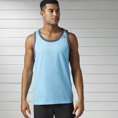 Reebok's Performance Apparel to enhance your workout style!-A Little Bit Of Something- Great performance apparel this one is a slim fit-wear close the body and moves with you during exercise.