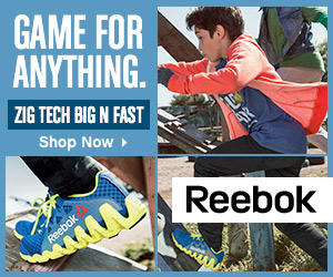 Welcome Reebok to the Family!