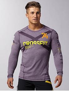 reebok apparel crossfit