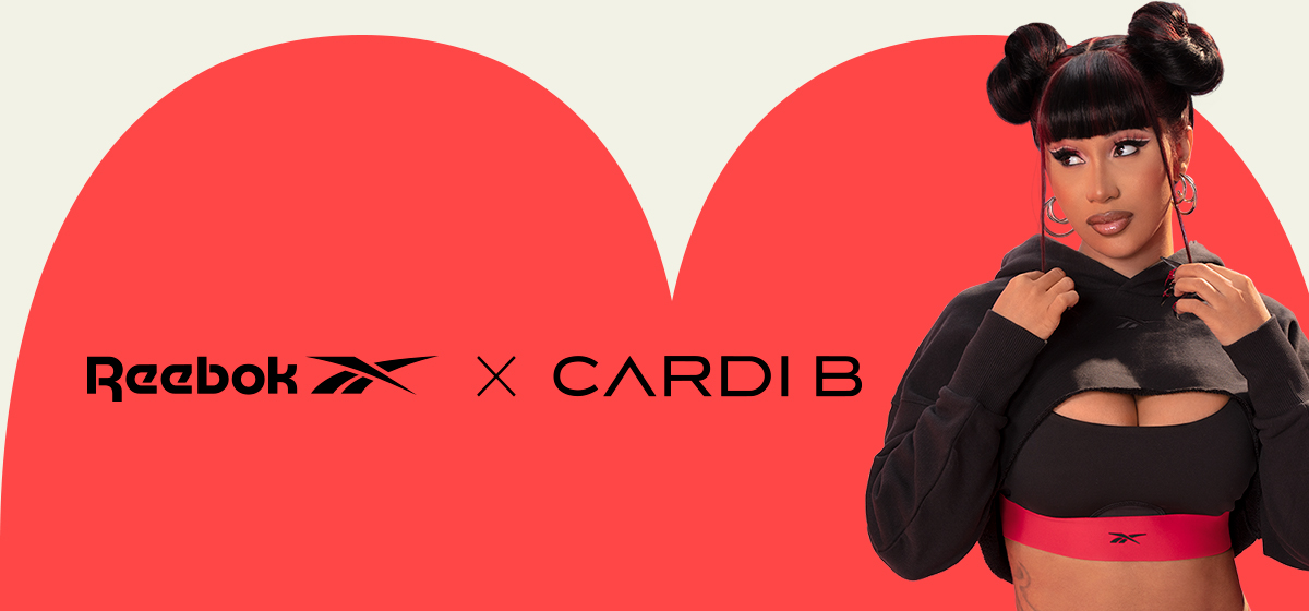 The new Reebok x Cardi B collection is here. Fresh colorways and a new apparel line designed by Cardi to shamelessly catch some eyeballs.
