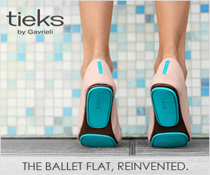 Tieks by Gavrieli - The Ballet Flat, Reinvented.