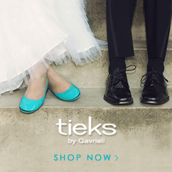 Tieks for Weddings