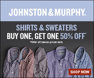 Shirts - Buy One Get One Half Off