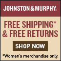 Get FREE Shipping and FREE Returns on Womens Merchandise