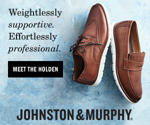 Johnston & Murphy Holden