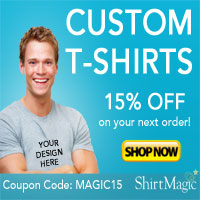 Shirtmagic - Coupon